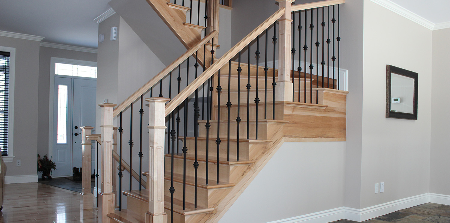 Grandor Stairs And Railings Manufacture A Large Range Of Stair Styles. Our  Experienced Service Staffs Are Here To Provide You With Your Stair Related  ...