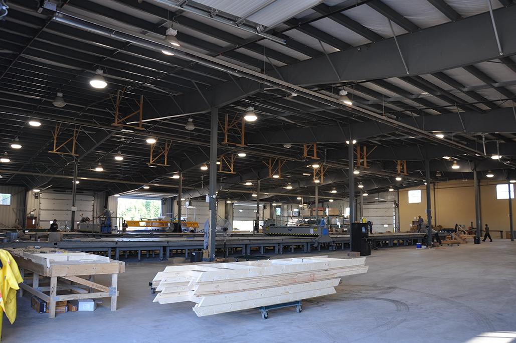 Grandor Lumber » Roof Trusses