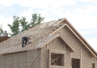 trusses on roof
